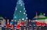 <b>고성 DMZ 크리스마스 페스티벌</b><Br>21일 강원 고성군 현내면 명파마을에서 ''대한민국 최북단 고성 DMZ 크리스마스 페스티벌''이 열리고 있다. [고성군 제공] 연합뉴스