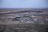 <b>이란 공격 받은 아인 알 아사드 공군기지 전경</b> <br> 이라크 서부 안바르 사막지대에 위치한 아인 알 아사드 공군기지를 지난달 29일 헬리콥터에서 촬영한 사진. 안바르 AP/연합뉴스