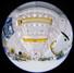 <b>누리호, 우주를 향한 필사의 도전</b><br>15일 전남 고흥군 나로우주센터 조립동에서 한국형발사체 누리호(KSLV-II) 1단 체계개발모델(EM·사진 오른쪽)이 공개되고 있다. 고흥/연합뉴스
