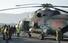 <b>사고 현장 향해 이륙 준비</b><Br>안나푸르나서 실종된 한국인 수색을 위해 20일 네팔군 구조인력이 추가로 투입됐다. 네팔 포카라공항에서 이륙 준비 중인 네팔군 구조헬기 모습. 포카라/연합뉴스