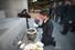 <b>학도의용군 무명용사탑 참배하는 안철수</b><br>바른미래당 안철수 전 의원이 20일 오전 서울 동작구 국립서울현충원을 찾아 학도의용군 무명용사탑에 분향하고 있다. 연합뉴스