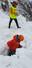 <b>안나푸르나 눈사태 실종 지역 금속탐지 수색</b><Br>22일(현지시각) 네팔 안나푸르나 한국인 눈사태 실종 지역에서 구조팀 관계자들이 실종자 매몰 추정 지점의 눈을 파낸 뒤 금속탐지장비를 이용해 수색하고 있다. KT 드론수색팀 제공 연합뉴스