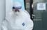 국내 신종 코로나바이러스 감염증 확산이 우려되는 가운데 5일 오후 서울 중구 국립중앙의료원에서 방호복을 입은 의료진이 업무를 보고 있다. 연합뉴스
