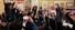 <B>아카데미 후 뒤풀이하는 봉준호 감독과 '기생충' 팀 (서울=연합뉴스) 봉준호 감독과 기생충 팀이 지난 9일(현지시간) 미국 캘리포니아 주 로스앤젤레스에서 열린 제92회 아카데미 시상식을 마친 뒤 인근 한국식당에서 뒤풀이를 하고 있다.