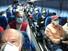 <b>버스 탑승한 일본 크루즈선 미국인 승객들</b><Br>신종 코로나바이러스(코로나 19) 감염자가 집단 발생해 일본 요코하마(橫浜)항 크루즈 터미널에 발이 묶여 있던 크루즈선 ''다이아몬드 프린세스''호의 미국인 승선객들이 17일 배에서 내려 도쿄 하네다 공항으로 가는 셔틀버스에 탑승해 있다. 요코하마 로이터/연합뉴스