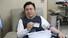 <b>황교안, 헌혈합니다</b><br>4·15총선에서 서울 종로에 출마하는 미래통합당 황교안 대표가 18일 서울 종로구 헌혈의집 광화문센터에서 헌혈하고 있다. [미래통합당 제공] 연합뉴스