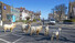 <b>코로나19 여파로 텅 빈 영국 도로의 염소 무리</b><br>한 무리의 염소가 31일(현지시간) 신종 코로나바이러스 감염증(코로나19) 여파로 텅 빈 영국 웨일스 북부 랜디드노의 도로를 건너고 있다. 랜디드노 AP/연합뉴스