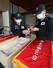<b> 6.25 한국군 유해 확인하는 유해발굴감식단 </b><br> 22일(현지시간) 미국 하와이 국방부 전쟁포로 및 실종자 확인국(DPAA)에서 국군 국방부 유해발굴감식단이 미국 측으로부터 인수한 한국군 유해를 확인하고 있다.  연합뉴스