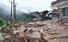 8일 내린 폭우로 전북 남원시 산동 요동마을의 주택가를 토사가 덮쳐 긴급 복구작업이 진행되고 있다. 남원에는 이날 하루 300㎜가 넘는 장대비가 내렸다. 연합뉴스
