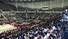 북한 평양국제프로레슬링대회가 30일 류경정주영체육관에서 막을 올렸다. 연합%!^r%!^n