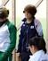 1일 런던 왕립포병대 사격장에서 열린 여자사격 25m 권총에 출전한 김장미가 예선전에서 다음 격발을 위해 대기하고 있다. 런던=올림픽사진공동취재단