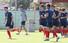 6일 오전(한국시간) 2014브라질월드컵에 출전하는 축구국가대표팀 선수들이 전지훈련지인 미국 플로리다주 마이애미의 세인트토마스대학에서 훈련을 하고 있다. (2014.6.6/연합뉴스)