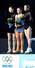 러시아의 아델리나 소트니코바가 21일(한국시간) 러시아 소치 해안 클러스터 아이스버그 스케이팅 팔라스 경기장에서 열린 프리 스케이팅 경기에서 연기를 펼치고 있다.2014.2.21 연합뉴스