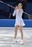 이탈리아 카롤리나 코스트너가 20일(한국시간) 러시아 소치 해안 클러스터 아이스버그 스케이팅 팔라스 경기장에서 열린 피겨 스케이팅 여자 싱글 쇼트프로그램에서 아름다운 선율에 맞춰 연기를 펼치고 있다.2014.2.20/뉴스1