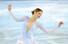 이탈리아 피겨스케이팅의 카롤리나 코스트너가 20일 오전(한국시간) 러시아 소치 아이스버그 스케이팅 팰리스에서 열린 2014 소치 동계올림픽 피겨스케이팅 여자 싱글 쇼트프로그램에서 연기를 펼치고 있다. 2014.2.20 연합뉴스