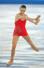러시아 피겨스케이팅 대표팀 아델리나 소트니코바가 20일(한국시간) 러시아 소치 아이스버그 스케이팅 팰리스에서 열린 2014 소치 동계올림픽 피겨스케이팅 여자 싱글 쇼트프로그램에서 스파이럴을 하고 있다. 이날 경기에서 아델리나는 74.64점을 받으며 김연아에 0.28점 차로 따라 붙었다. 2014.2.20 연합뉴스