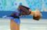 러시아 율리아 리프니츠카야가 20일(한국시간) 러시아 소치 해안 클러스터 아이스버그 스케이팅 팔라스 경기장에서 열린 피겨 스케이팅 여자 싱글 쇼트프로그램에서 아름다운 선율에 맞춰 연기를 펼치고 있다.2014.2.20 연합뉴스