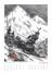 국제바이애슬론연맹(IBU)의 공식 사진작가 예브게니 두마쇼프(러시아)가 만든 2018년 달력. 우크라이나의 동양화가 루슬란 오미야넨코가 그림을 그리고, 2015년 바이애슬론 세계선수권대회 우승자인 러시아의 예카테리나 율로바가 시구를 적었다. 예브게니 두마쇼프 제공