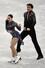 테사 버츄-스콧 모이어 캐나다 짝이  2017~2018 국제빙상경기연맹(ISU) 피겨 시니어 그랑프리 파이널 아이스댄스 쇼트프로그램 연기를 선보이고 있다. 나고야/AFP 연합뉴스