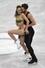 가브렐라 파파다키스-귈라므 시제롱 프랑스 짝이  2017~2018 국제빙상경기연맹(ISU) 피겨 시니어 그랑프리 파이널 아이스댄스 쇼트프로그램 연기를 선보이고 있다. 나고야/AFP 연합뉴스