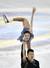 유시아유-장하오 중국 짝이  2017~2018 국제빙상경기연맹(ISU) 피겨 시니어 그랑프리 파이널 페어 프리스케이팅 연기를 펼쳐보이고 있다. 나고야/EPA 연합뉴스