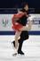 쉬엔징-한콩 중국 짝이  2017~2018 국제빙상경기연맹(ISU) 피겨 시니어 그랑프리 파이널 페어 프리스케이팅 연기를 펼쳐보이고 있다. 나고야/AFP 연합뉴스