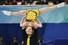 예브게니아 타라소바-블라디미르 모로조프 러시아 짝이  2017~2018 국제빙상경기연맹(ISU) 피겨 시니어 그랑프리 파이널 페어 프리스케이팅 연기를 펼쳐보이고 있다. 나고야/AFP 연합뉴스