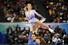 알요나 사브첸코-브루노 마소트 독일 짝이  2017~2018 국제빙상경기연맹(ISU) 피겨 시니어 그랑프리 파이널 페어 프리스케이팅 연기를 펼쳐보이고 있다. 나고야/AFP 연합뉴스