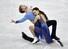 매디슨 쵸크-에반 베이츠 미국 짝이 국제빙상경기연맹(ISU) 피겨 시니어 그랑프리 파이널 아이스댄스 프리스케이팅 연기를 펼쳐보이고 있다. 나고야/EPA 연합뉴스%!^r%!^n