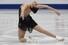 캐나다의 케이틀린 오스몬드가 국제빙상경기연맹(ISU) 피겨 시니어 그랑프리 파이널 여자 싱글 프리스케이팅 연기를 펼쳐보이고 있다. 나고야/AFP 연합뉴스