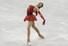 러시아의 알리나 자기토바가 국제빙상경기연맹(ISU) 피겨 시니어 그랑프리 파이널 여자 싱글 프리스케이팅 연기를 펼쳐보이고 있다. 자기토바는 우승하면서 '피겨 여왕'에 등극했다. 나고야/AFP 연합뉴스