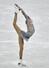 러시아 마리야 소츠코바가  러시아의 알리나 자기토바가 국제빙상경기연맹(ISU) 피겨 시니어 그랑프리 파이널 여자 싱글 프리스케이팅 연기를 펼쳐보이고 있다.  나고야/EPA 연합뉴스