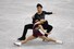 쉬웬진-한콩 중국 짝이  일본 나고야에서 열린 2017~2018 국제빙상경기연맹(ISU) 피겨 시니어 그랑프리 파이널 페어 쇼트프로그램 연기를 선보이고 있다. 나고야/AFP 연합뉴스