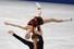 예브게니아 타라소바-블라디미르 모로조프 러시아 짝이  일본 나고야에서 열린 2017~2018 국제빙상경기연맹(ISU) 피겨 시니어 그랑프리 파이널 페어 쇼트프로그램 연기를 선보이고 있다. 나고야/AFP 연합뉴스%!^r%!^n