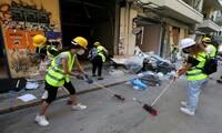레바논 베이루트 항구 대규모 폭발