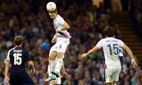한국 축구, 영국을 울리다