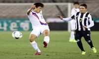 한국 vs 코스타리카 평가전