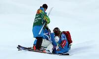한국선수들 훈련 모습