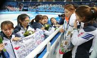 이상화 올림픽 2연패 위업, 아시아 선수로 처음