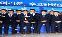 엿 투척까지…'뿔난' 팬심에 당황한 대표팀