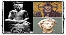 알렉산드로스와 싯다르타, 예수의 차이점