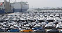 '코로나 충격' 4월 자동차 국·내외 판매 -50%