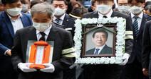박원순 시장 '마지막 출근길'…시민들 일부 오열