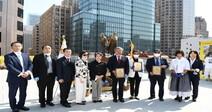 샌프란시스코 '위안부 기림비' 3년 기념식
