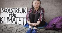'기후학교 파업' 시위로 세상 깨워…분노하고 저항하는 '지구 변호인'
