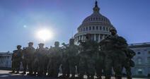 '설렘 대신 긴장' 워싱턴…취임식 경비 군인 12명 업무 배제
