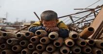[포토] 시리아 내전 10년…이 아이의 삶은 다르기를