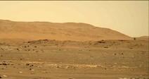 잡혔다, 대기 밀도 '지구 100분의 1' 화성을 나는 헬기 소리
