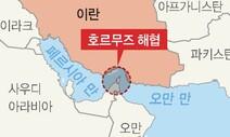 [속보] 한국, '호르무즈 해협'에 청해부대 '독자 파병'한다