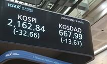 '코로나19' 확산 충격에 환율 급등 1210원대 위협